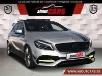 Mercedes A45 World Champion Fuerteventura